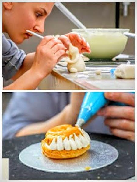 《烘焙大賽:專業糕點廚師》