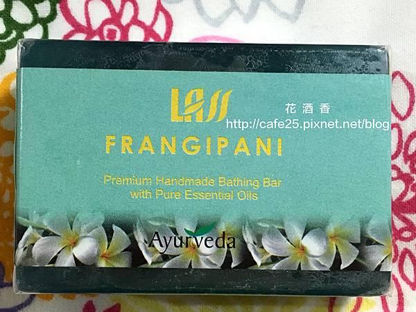 【印度 Lass】 草本赤素馨花手工精油香皂