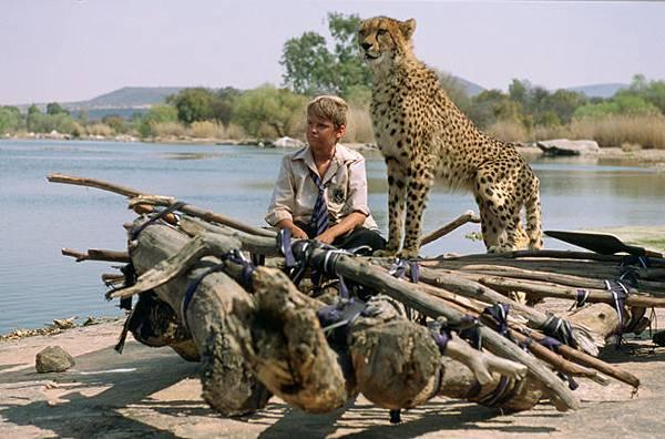《我的好朋友是隻豹》
