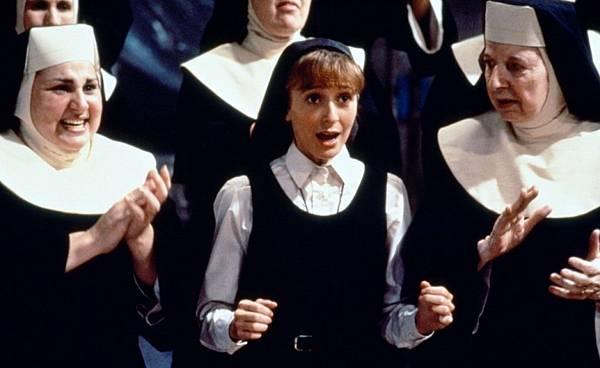 《修女也瘋狂》