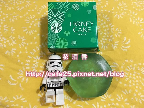 【資生堂】翠綠蜂蜜香皂