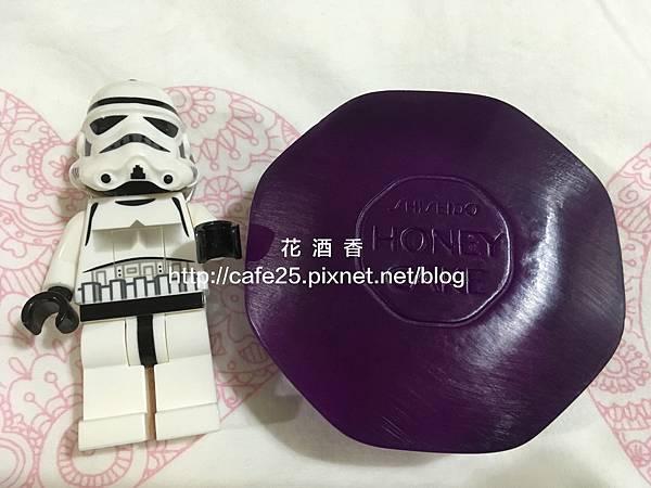 【資生堂】紫麗蘭香皂