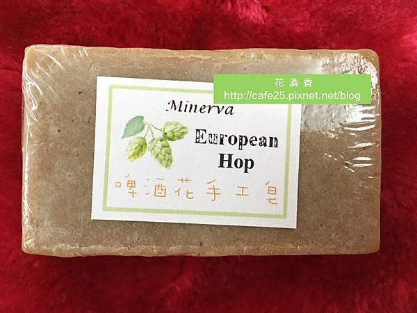 (台灣特有植物精油篇Minerva) 啤酒花皂