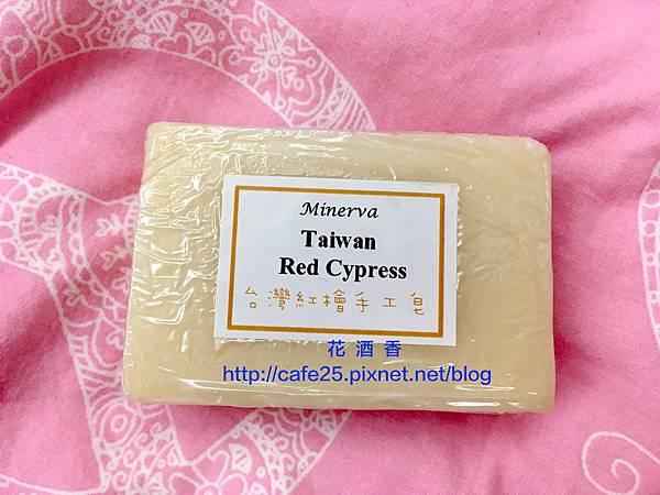 (台灣特有植物精油篇Minerva) 紅檜皂