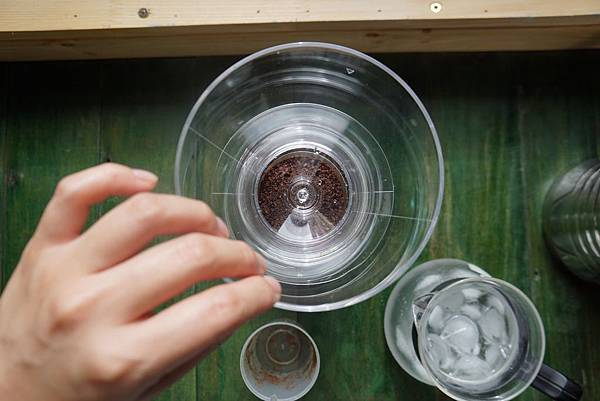 iwaki冰滴壺組