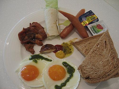 歐陸早餐(舊)