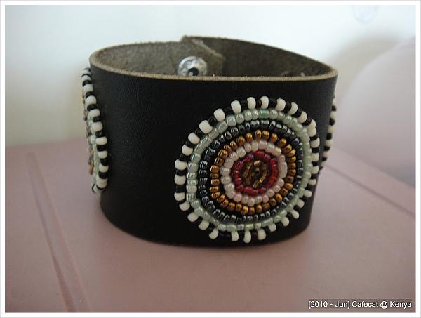 我的戰利品~馬塞珠珠皮手帶