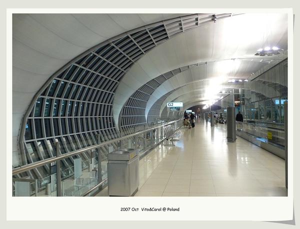 曼谷機場新的航廈
