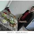 0419 Emilia招待我去她家玩