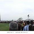 0424 排隊等進入紀念碑的人龍