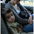 0427 星期天和同事Anna全家到動物園玩