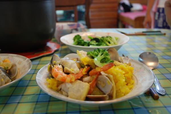 0726 西班牙海鮮飯