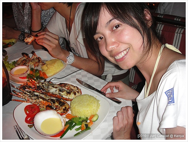 我真的不懂龍蝦為什麼要用烤的