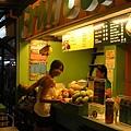 飯後來杯市場買的mango shake