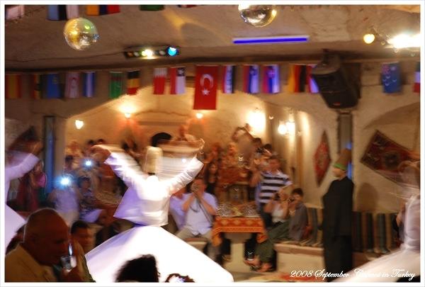 土耳其旋轉舞