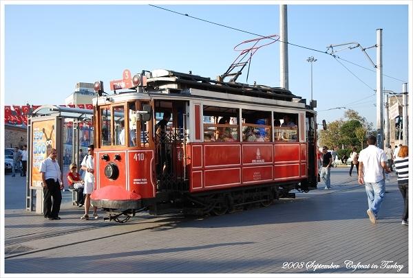 新城區的路面電車
