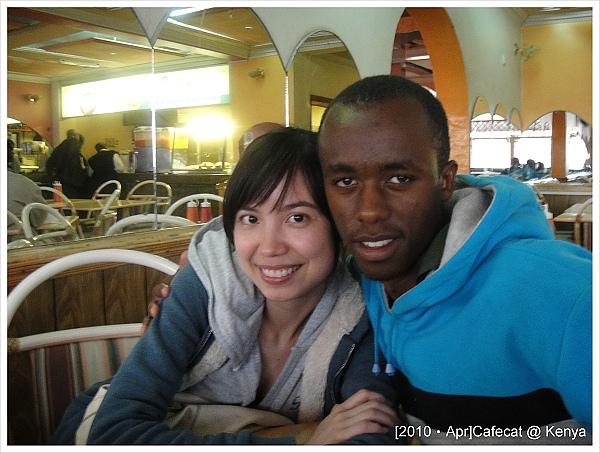我的肯亞AIESEC manager Oscar