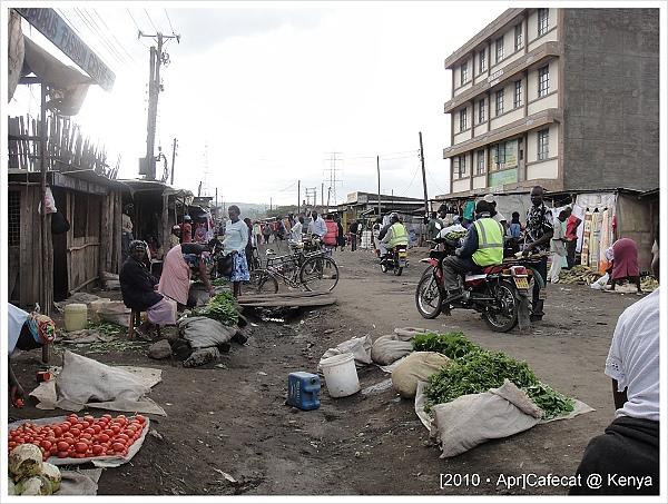 肯亞的路根本不能稱做路
