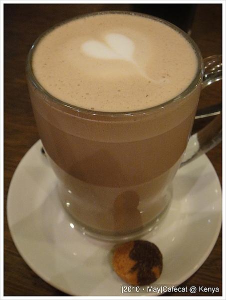 連鎖咖啡店Java,很有星巴克的fu