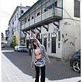 舊城小巷弄很多都是阿拉伯風格的建築