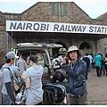 六點抵達Nairobi車站