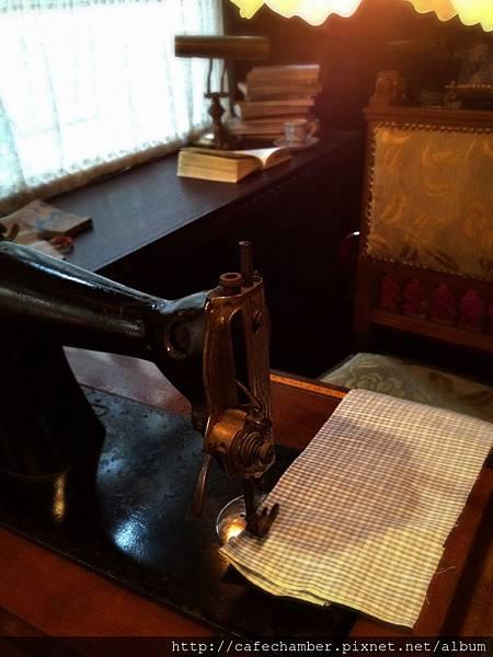 經典舊式縫紉機