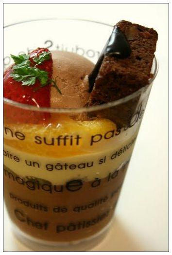 Breezebay Hotel Patisserie - Chocolate Banana Dessert Cup