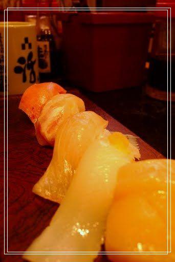 回し寿司 活 目黒店 - 五貫盛