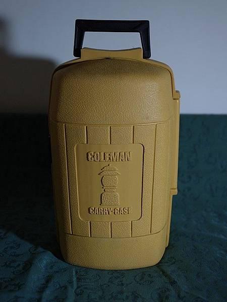 Coleman 200A/B 專用攜行盒 -1