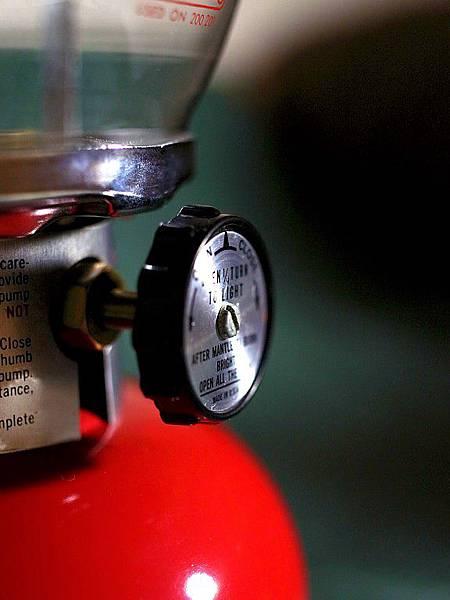 1979 200A 小紅帽 - 黑色的控制旋鈕