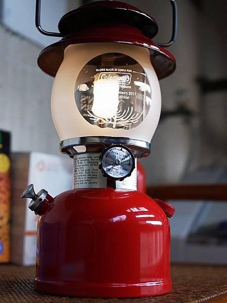200A + 2011年的日本限量海洋的玻璃燈罩 -1
