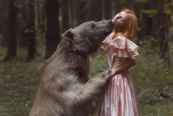 美女與野獸
