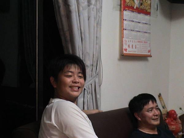 嫂嫂的爸爸與弟弟