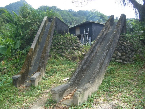 有歷史的溜滑梯