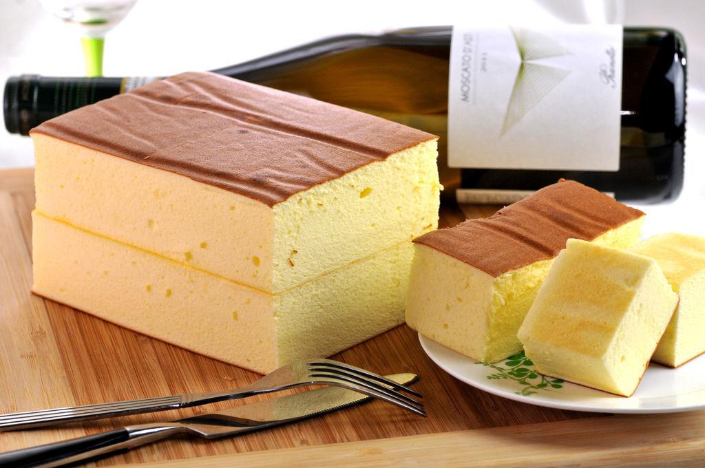 帕瑪森輕乳酪蛋糕