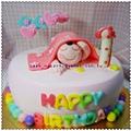 一歲寶寶蛋糕