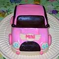 奧斯丁汽車蛋糕