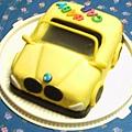 BMW汽車造形蛋糕2