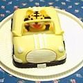 巧戶汽車造形蛋糕