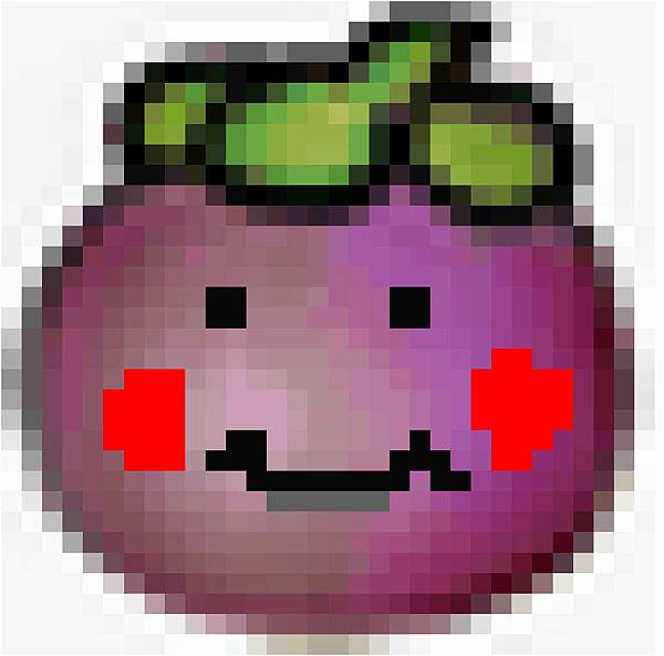 山竹果的微笑_山竹果汁舖網址列圖示2009.bmp