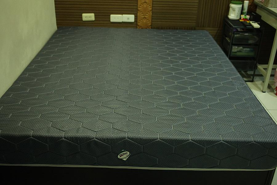 3M專利防潑水表布-一面布一面蓆床墊