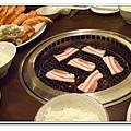 晚餐-燒肉及帝王蟹吃到飽.JPG