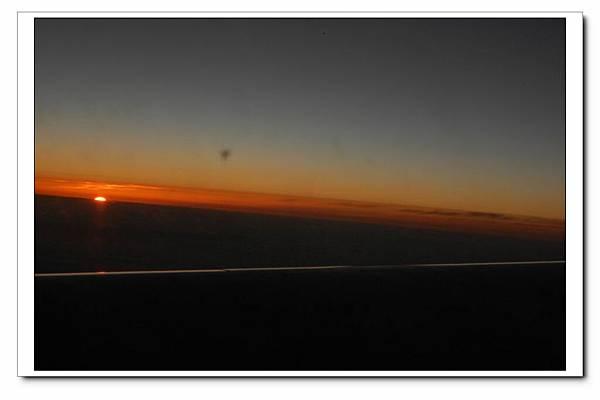 回程的夕陽.JPG
