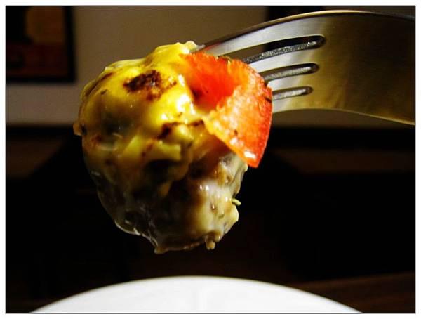 牛肉丸義大利麵2