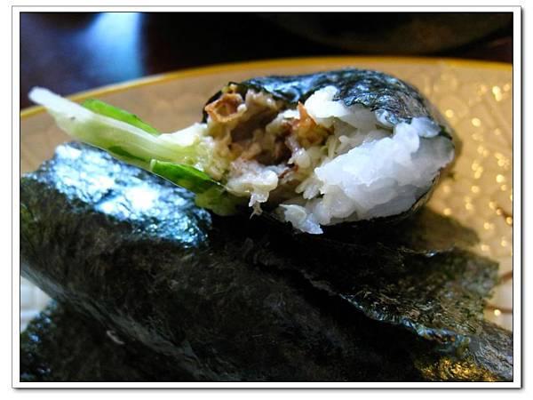 軟殼蟹捲壽司.JPG