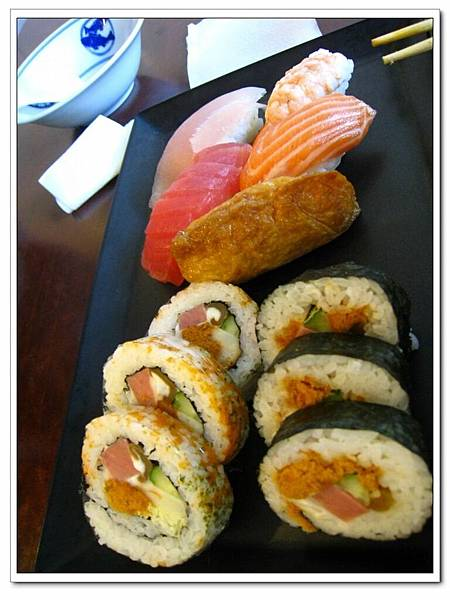 握壽司定食.JPG