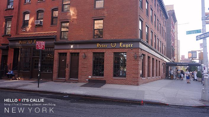 紐約自由行美食Peter Luger03
