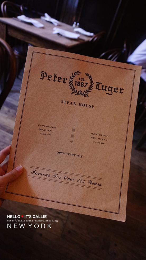 紐約自由行美食Peter Luger07