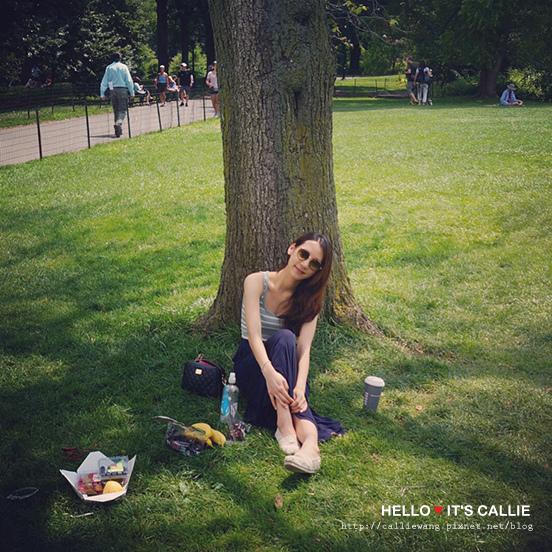 凱莉王 野餐