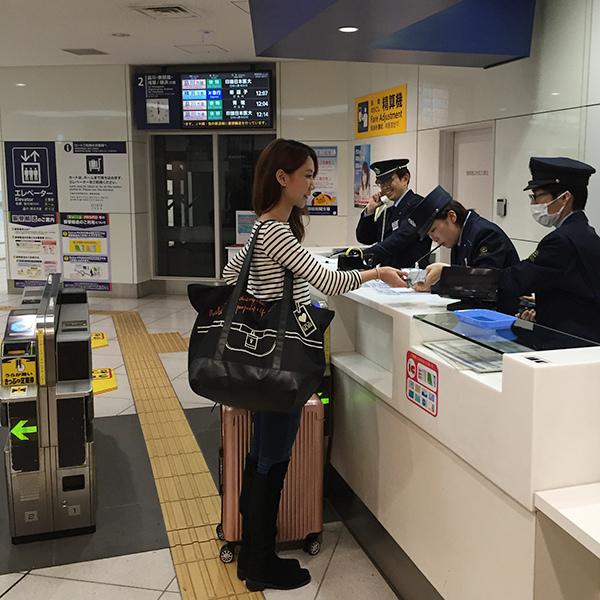 東京自由行羽田機場進東京市區08